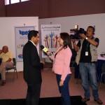 Los periodistas digitales y audiovisuales hicieron su trabajo