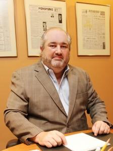 Daniel Pineda N. director de Panorama y presidente del BPDV.