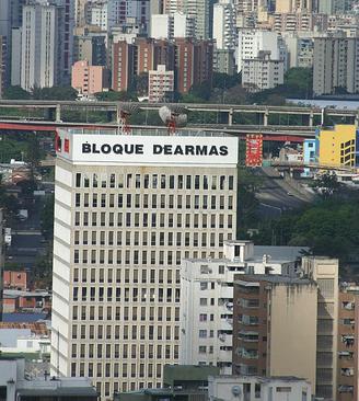 Edificio sede de la corporación