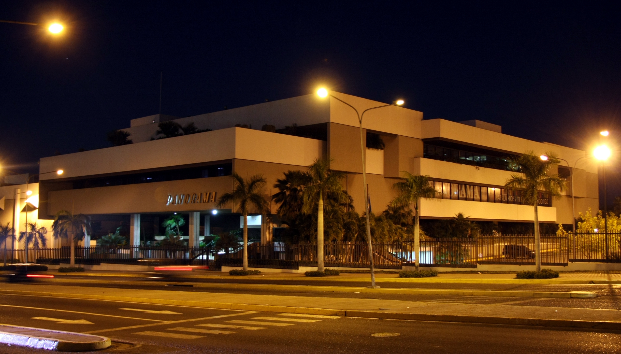 Foto de fachada de Panorama para BPDV (No. 2)