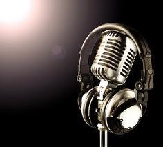 Micrófono y audifonos