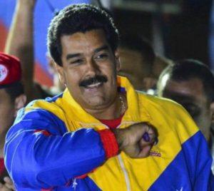 Presidente Nicolás Maduro, Venezuela