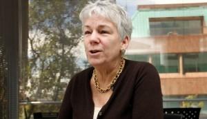 Elizabeth Ballantine, presidenta de la SIP