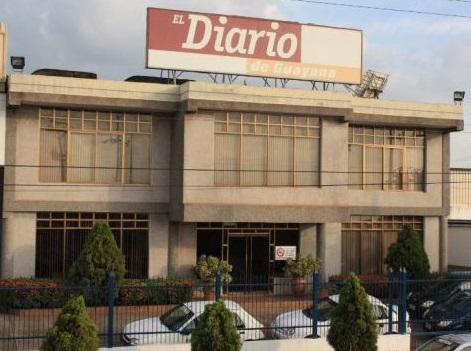 El Diario de Guayana está en la necesidad de dejar de circular, si no recibe papel periódico