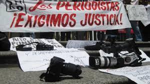 Violencia contra periodistas y medios de comunicación