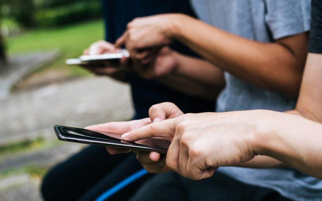 Social Media / Redes sociales, imagen referencial