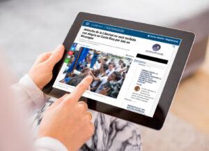 Imagen referencial - Futuro del periodismo digital